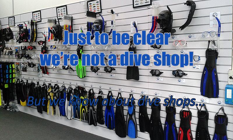 Dive Shop Taiwan