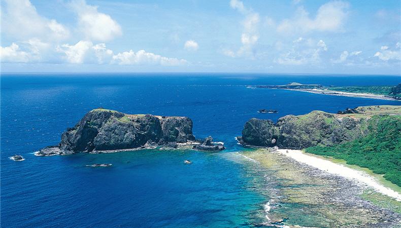 Diving Green Island, Taiwan