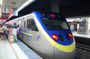 Tze Chiang express train