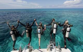 Scuba Diving in Taiwan