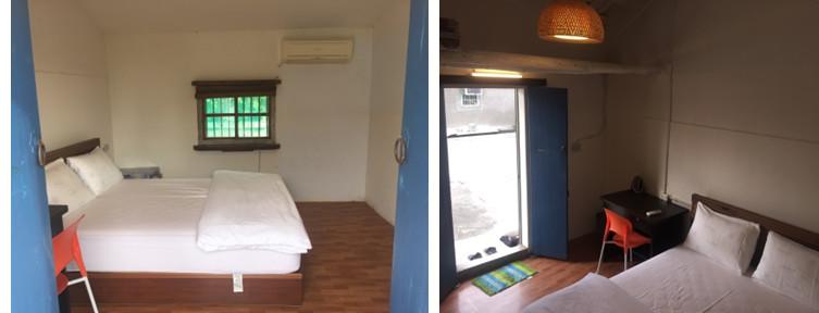 A Ya dive hostel LiuQiu