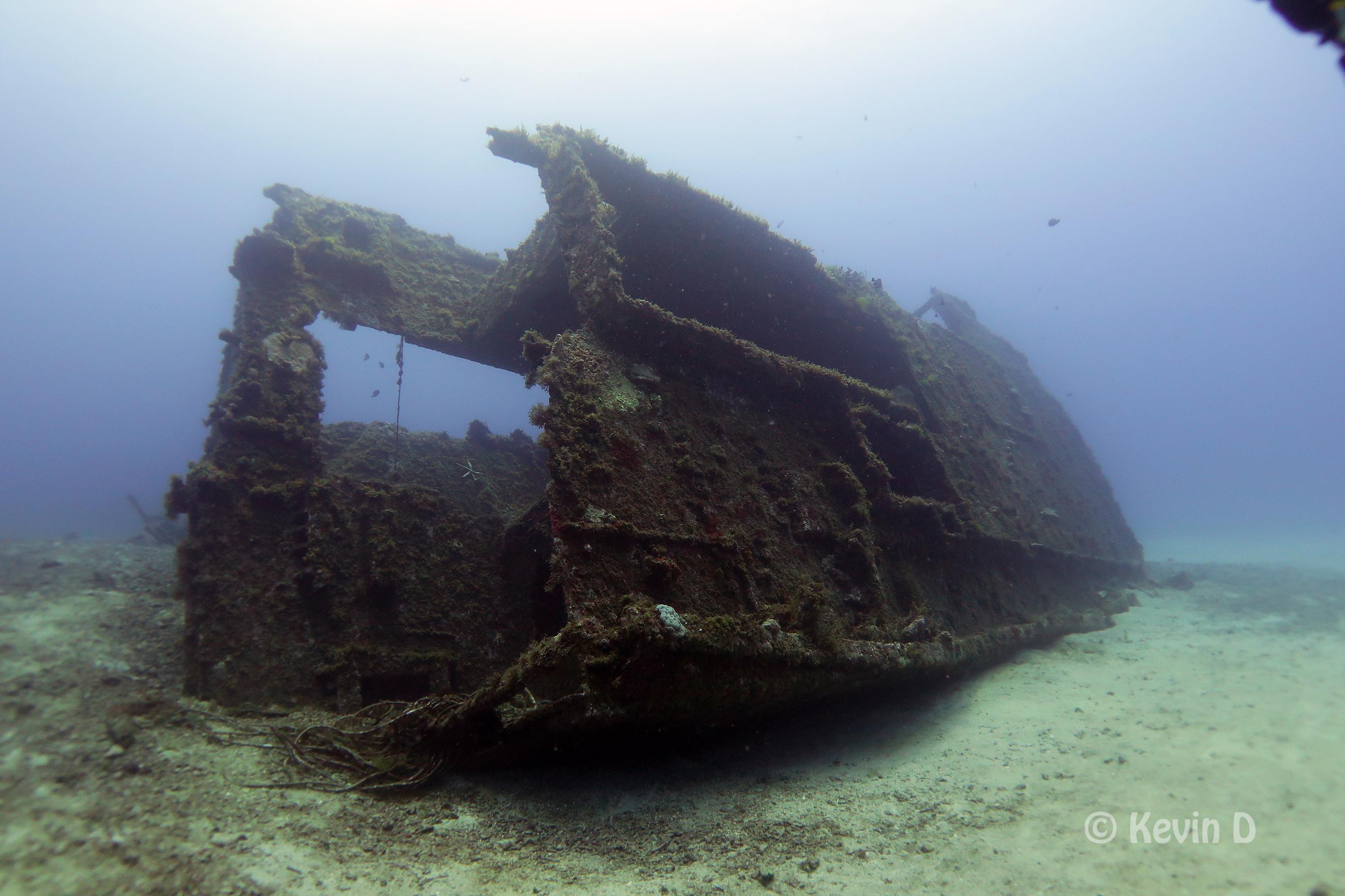 Broken Wreck, Xiao LiuQiu