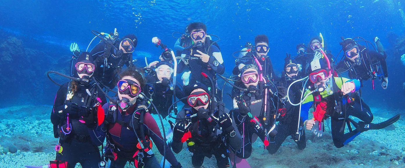 Ocean Love dive club
