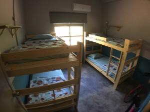 odyssey dive hostel dorm room
